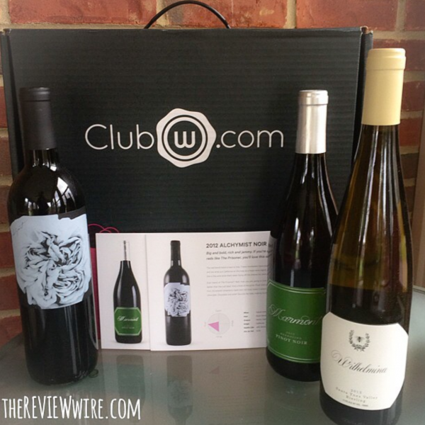Club W: Bringing Hand Selected Wines To Your Door Every Month