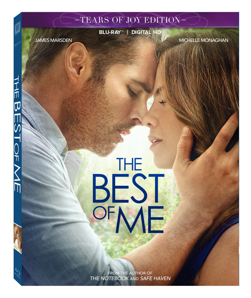 The Best Of Me Bluray