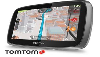 TomTom Go 500 Logo