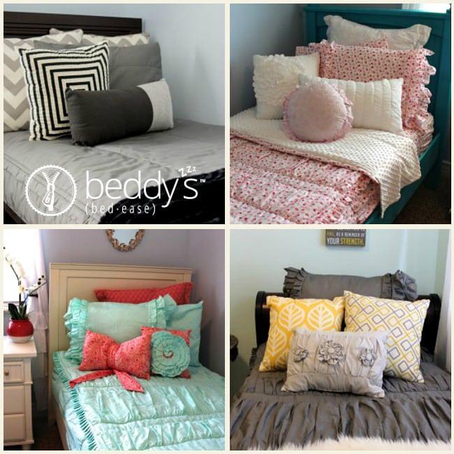 Beddy's Zip Up Bedding Sets