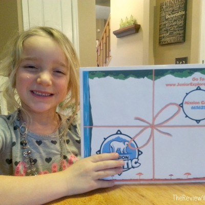 Junior Explorers Monthly Subscription Kit Review