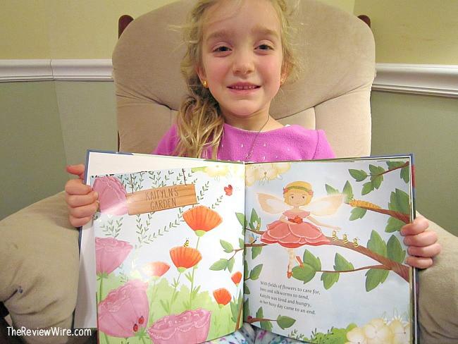 Sweet Dreams Fairy Book