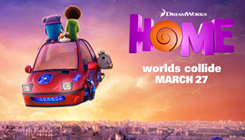 Dreamworks HOME