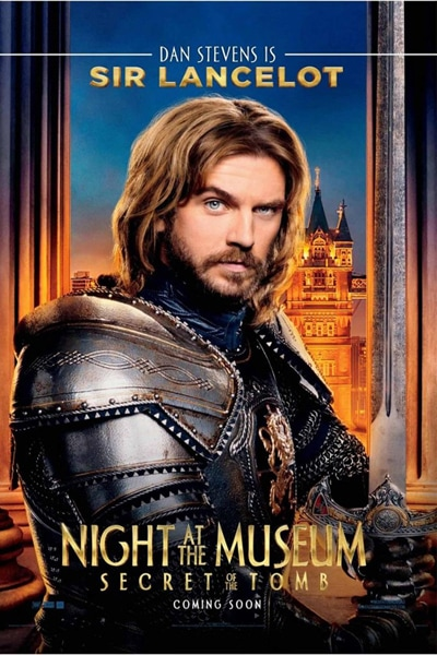 NIght-At-The-Museum-Secret-Of-The-Tomb-Lancelot