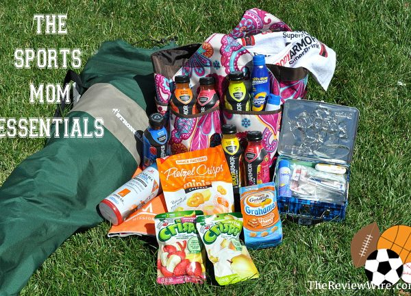 Sports Mom Essentials