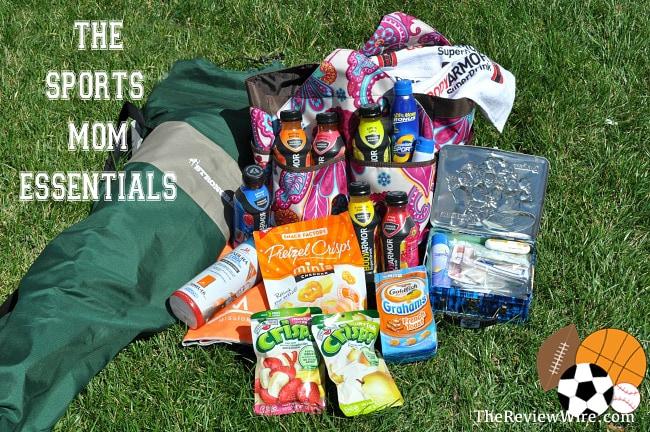 Sports Mom Essentials