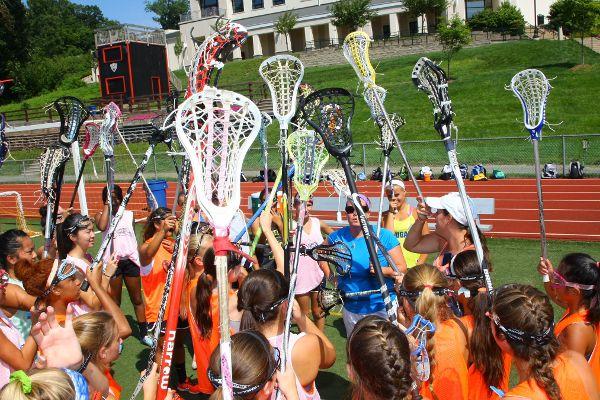 Girls Lax Camp at The Hun School in Princeton NJ