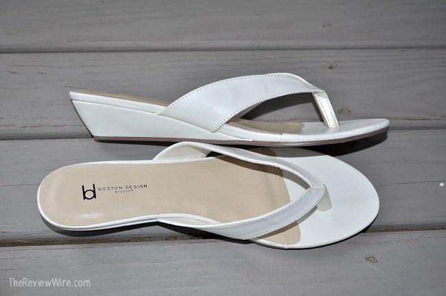 Chadwicks Thong Sandals By Boston Design Studio