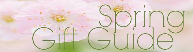 Spring Gift Guide Banner
