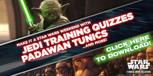 Star Wars Jedi Training Quizes Padawan Tunics