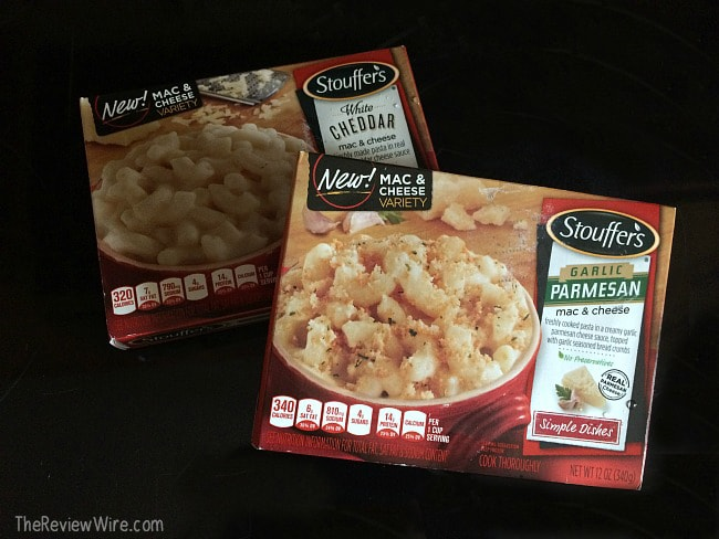 The STOUFFER'S Mac & Cheese Comfort Zone