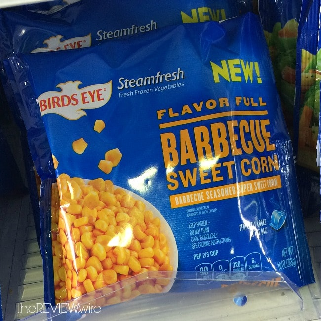Barbecue Sweet Corn