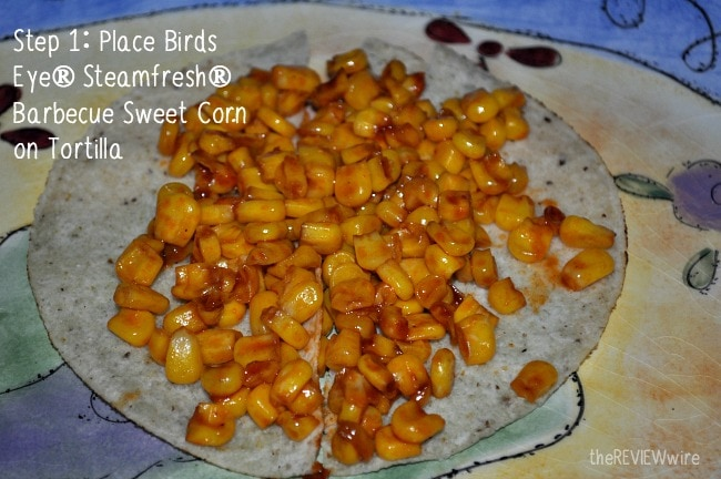 Barbeque Sweet Corn