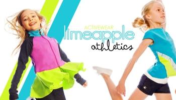 Limeapple sport logo