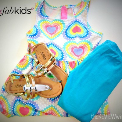 FabKids: Monthly Kids Outfits { May Review }