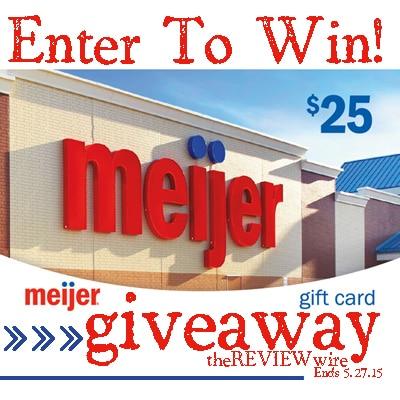 Meijer Giveaway