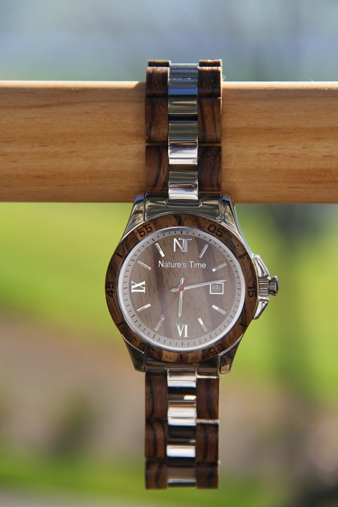 Natures Time Zebrawood