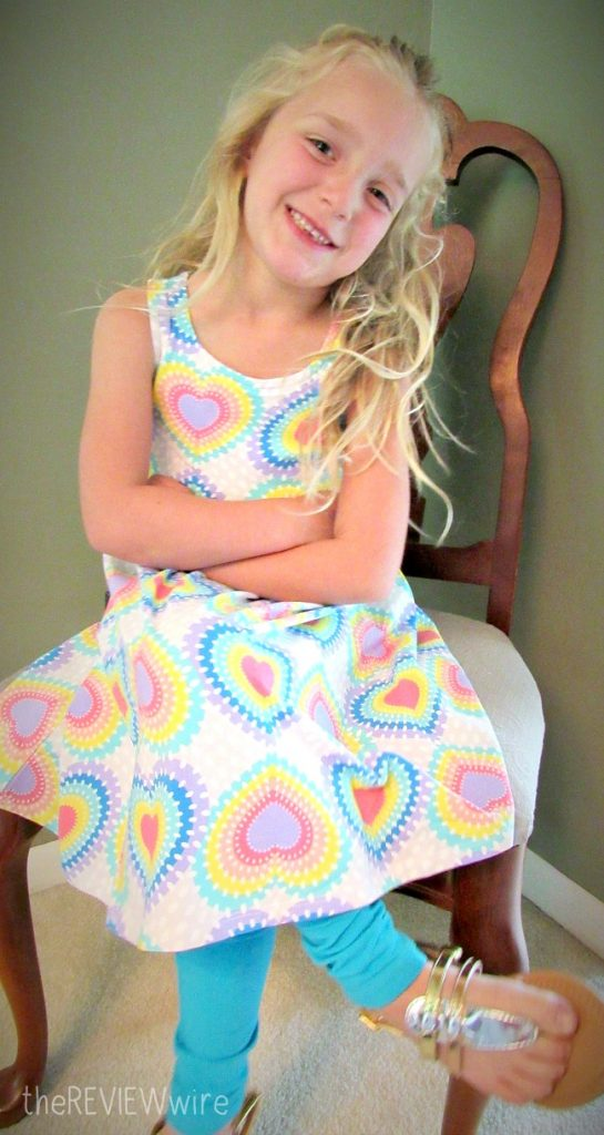 Rainbow Hearts Outfit Fabkids