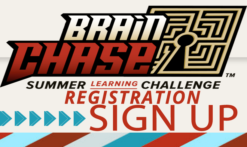 Brain Chase Sign Up