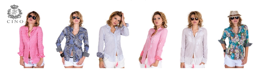 Cino Apparel Shirt Styles