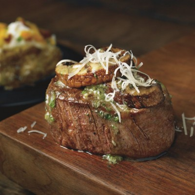 Bold At Steak: Go Bold with Outback