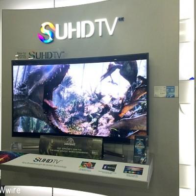 Samsung SUHD TVs at Best Buy #SUHDatBestBuy