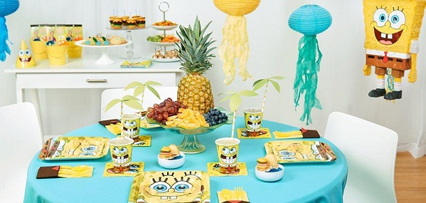 Spongebob Party Ideas