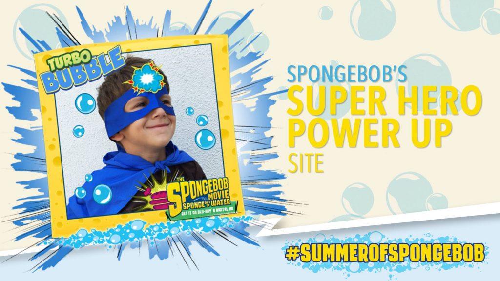 Super Hero Power Up