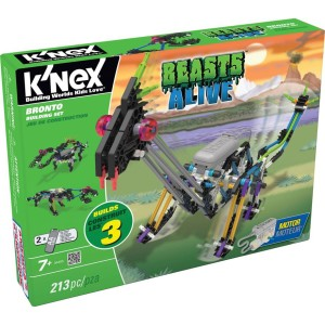 K'NEX Beasts Alive: Bronto Building Set