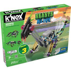 K'NEX Beasts Alive: Bronto Building Set