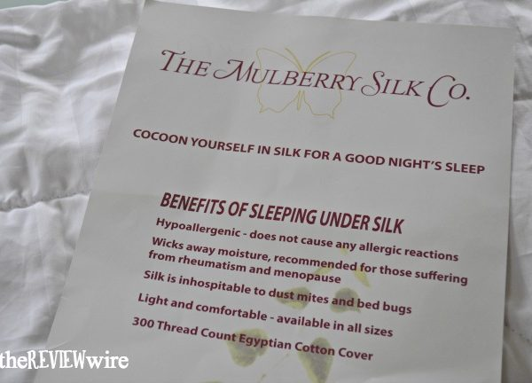 Mulberry Silk Co Silk Benefits