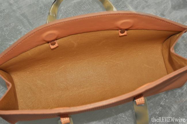 SAS Jackie Handbag Inside Look