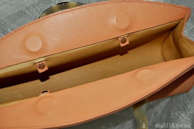 SAS Jackie Handbag Magnetic Closure