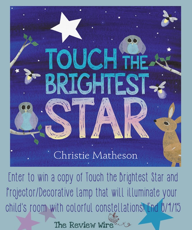 Touch the Brightest Star Giveaway