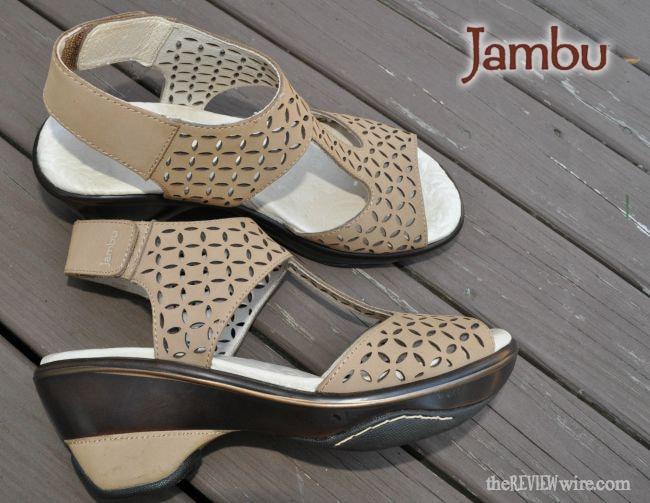 Jambu BUTTERFLY Sandal Sideview