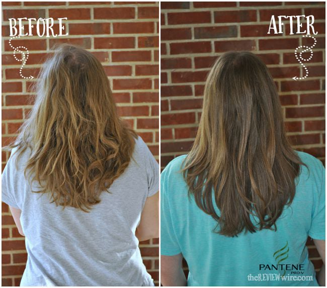 Pantene Before & After