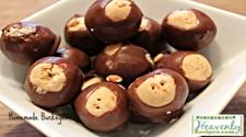 "A ""Nutty"" Christmas Gift…. Chocolate Buckeyes Recipe"