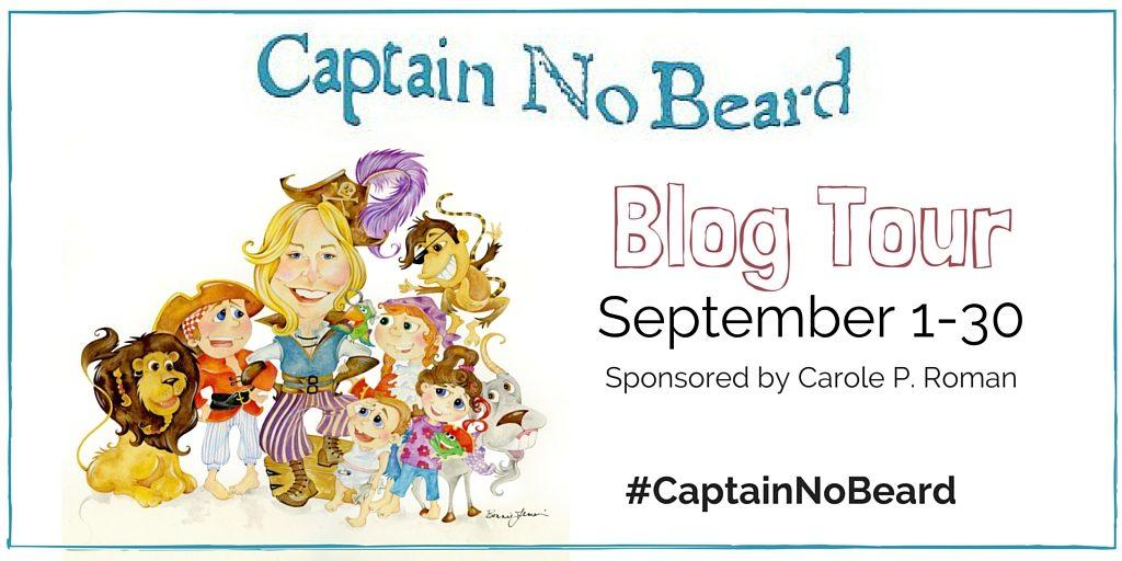 Captain No Beard Blog Tour