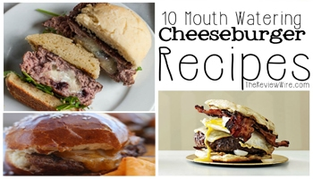 Cheeseburger Recipes