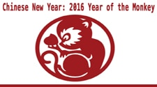 Chinese New Year- 2016 Year of the Monkey (Monkey Bread Recipe)