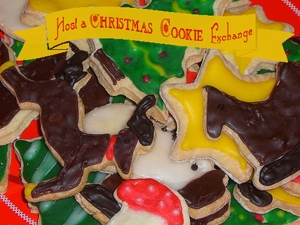 Host a Cookie Exchange