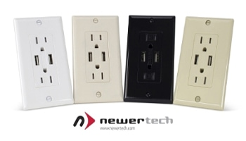 NewerTech Power2U logo