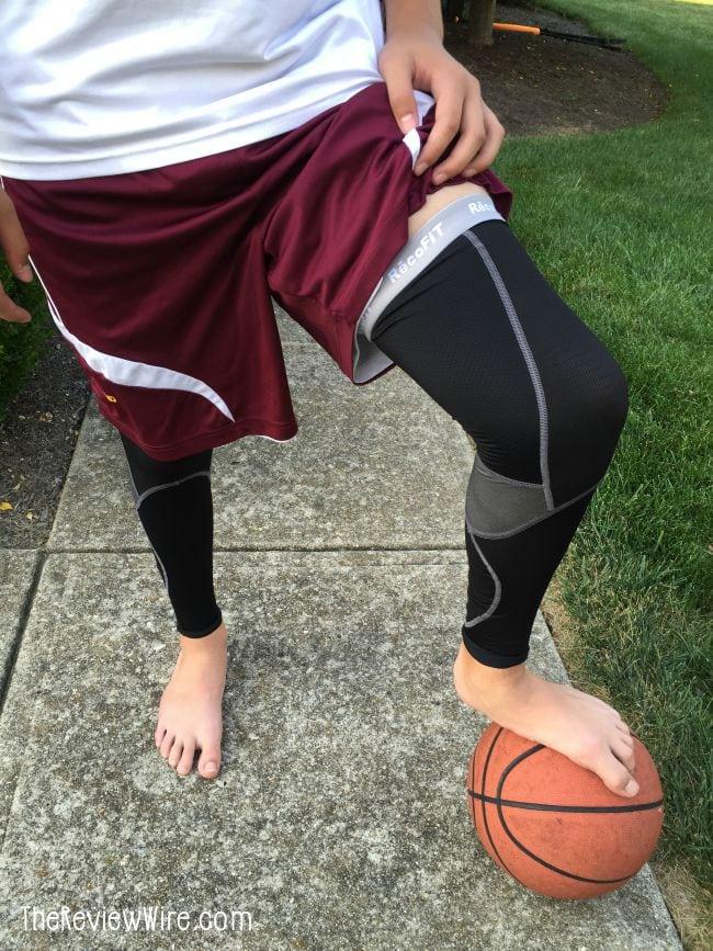 RecoFIT Full Leg Compression Sleeve