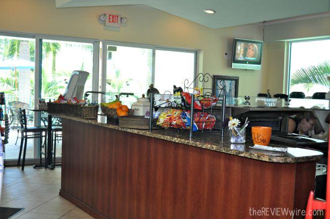 Sunset Vistas Cafe