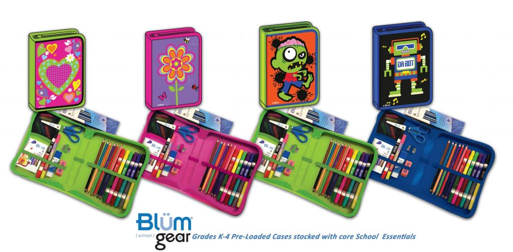 blum School Gear School Supplies