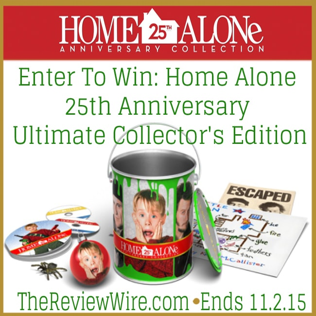 Home Alone Giveaway