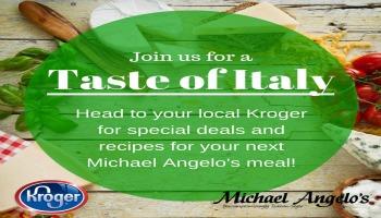 Kroger Taste of Italy