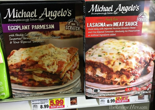 Michael Angelo's Family Meals