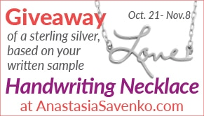 handwriting-giveaway-icon