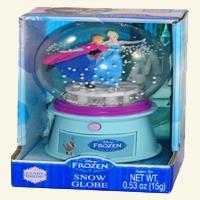 Frozen Snow Globe